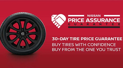 30-Day Tire Price Guarantee
